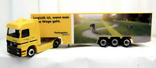 Schuco MB Actros Koffer LKW Modell Post Logistic 1:87