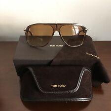 ae93c87b0b0e Rare TOM FORD TF3 288 Gold Brown Sunglasses 2006 Vintage Original Design