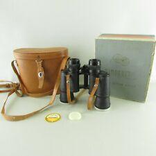 New listing Vtg Japan Kalimar 7x35 Binoculars Leather Case Original Box 7.1 7 x 35 Clean