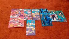 Vintage Lisa Frank Humming Birds and Penguins Stickers Lot
