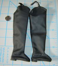 King's Toys WWII German U-Boat Seaman Waders 1/6 Bbi Dragon DID Boots Miniature