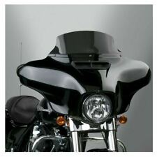 Spoiler 13 Motorcycle Fumo Trasparente Libero Parabrezza Paraventi In Forma For Harley Touring Street Glide Ultra Classic Electra 1996-2013 Color : Clear