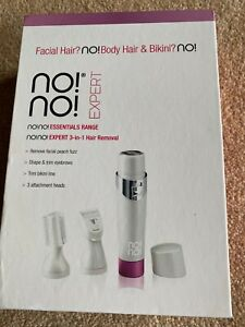 no!no! Expert Electric Hair Removal Device for Women – Face Body Trimmer