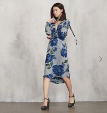 REFORMATION Galina dress Floral Print sz US 4 NWT $248 🌺
