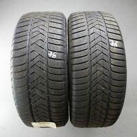 2x Pirelli Winter Sottozero 3 MOE * 245/40 R19 98V DOT 2017 5 mm Runflat
