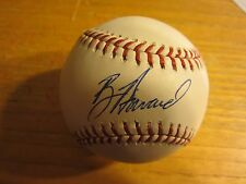 Ben Howard Autographed Signed Rawlings OML Baseball MLB Baseball Florida Marlins