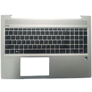 Laptop Palmrest Keyboard FOR HP ProBook 450 G6 G7 455 G6 G7 455R G6 G7
