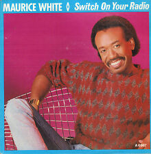 "MAURICE WHITE ‎– Switch On Your Radio (1985 VINYL SINGLE 7"" HOLLAND)"