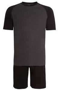 Mens Pyjamas Set Loungewear Soft Cotton Pyjama Woven Mens Nightwear Sleepwear