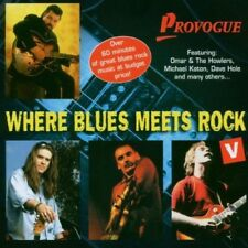 WHERE BLUES MEETS ROCK VOL.5  CD NEU
