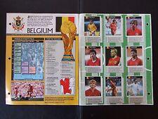 ORBIS 1990 WORLD CUP - BELGIUM SET