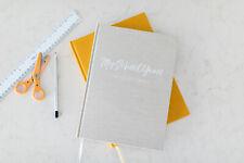 My School Years - Primary and Secondary School Memory Journal Photo Album
