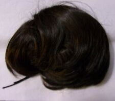 Hair Bun Extension Synthetic Hairpiece - New - Brown