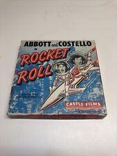Abbott & Costello Rocket And Roll Castle Films Super 8mm