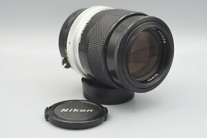 Nikon Nikkor Q Auto 135mm f2.8 Prime Portrait Lens Pre Ai Lens