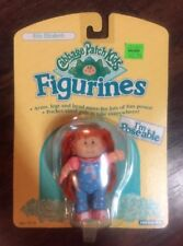 "Vtg 1991 Hasbro Cabbage Patch Kids Nichole Marie 3.5"" PVC Doll Figurine"
