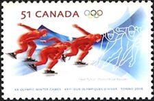 Canada  # 2143   SPEED SKATING    New 2006 Pristine Issue
