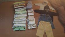Bekleidungspaket Baby Jungen GR.62-68, 30 Teile, Alles gewaschen und gebügelt 03