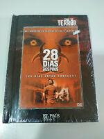 28 Giorni Dopo Cinema de Horror - DVD + Libro+Extra Nuovo