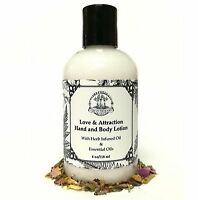 Love & Attraction Lotion Romance Commitment Relationship Hoodoo, Voodoo, Wicca