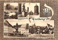 BG16670 multi views   freiberg sachs germany CPSM 14.5x9cm