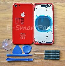 ALLOY METAL GLASS BACK CHASSIS HOUSING REPLACEMENT FRAME CASE iPhone 8 & 8 Plus