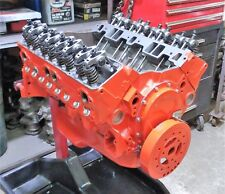 400 HP 383 Chevy Stroker Engine / Motor with GM High Flow Heads & R. Rockers