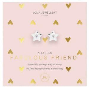 Joma Jewellery Stud Earrings- Fabulous Friend