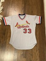 1991 St Louis Cardinals Minor League System Game Used Worn Jersey