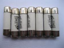60 Pcs ceramic Fuse 2A 380V 8.5x31.5mm R014 RT19 New
