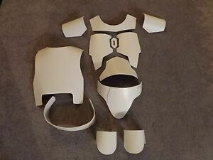 SMALL ADULT /MENS/WOMENS/MANDALORIAN/BOBA FETT FAN MADE ARMOR SET (Standard Set)