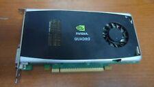 NVIDIA Quadro FX 1800 graphics card 768MB
