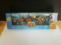 Disney's Brother Bear Northwest Adventure Pack 6 Fun Figures (Hasbro 2003) - New