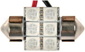 Dorman 3175B-SMD 3175 Blue 5050SMD 6 LED Bulb
