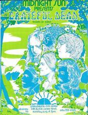 Grateful Dead Philadelphia Concert Handbill Flyer 1974