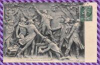 Tarjeta Postal - Guise bajo Relieve la Estatua de Camille Desmoulins