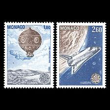 "Monaco 1983 - Europa ""Space Exploration"" - Sc 1368/9 MNH"
