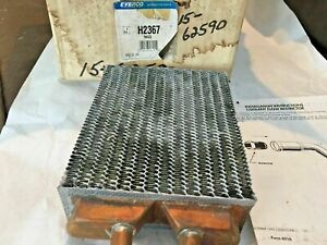 NOS Everco Heater Core 2367, FREE SHIPPING!!!!