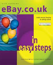 eBay in Easy Steps (In Easy Steps Series), By Vandome, Nick,in Used but Acceptab