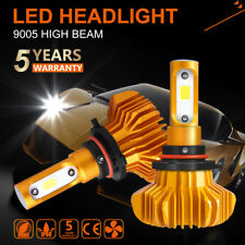 CREE 9005 HB3 LED Headlight Lamp Light Bulbs Conversion Kit 1150W 172500LM 6000K