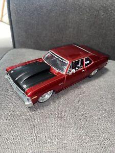 Maisto Pro Rodz 1970 Chevrolet Nova SS Coupe 1:24 Diecast