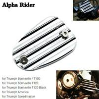Brake Master Cylinder Cap Cover for Triumph America Bonneville Speedmaster