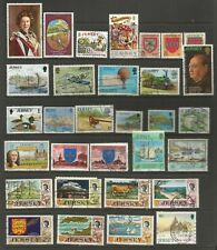 JERSEY LOT + SG 274 Queen Elizabeth II £5.
