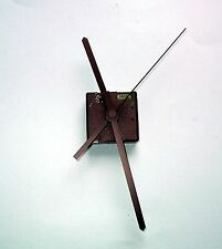 GERMAN RADIO CONTROLLED QUARTZ CLOCK MOVEMENT kit with hands UK MSF signal only