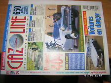 Gazoline n°11 Guide Achat Simca Aronde / R8 Major Vedette Marly Citroen Ami 6