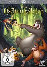 Walt Disney - DVD - DSCHUNGELBUCH - Diamond Edition - NEU + OVP
