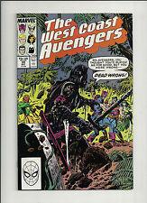 West Coast Avengers #39 NM-