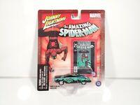 Johnny Lightning #12 Amazing Spider-Man Frankenstude Die-Cast Car NEW NOC