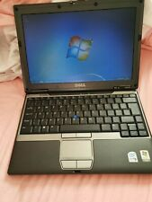 Dell Latitude D420 Intel Core Duo CPU U2500 @1.20GHz 2gb 30gb hdd Windows 7