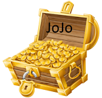 JoJo treasure chest
